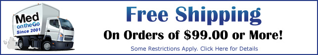 Free Ground Shipping for orders of $79 or more!