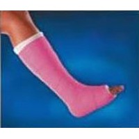 3 Inch Delta Lite Conformable Cast Tape- Neon Pink- 6053- Box of 10