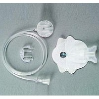 Infusion Set Short 13mm 23 Inch Animas 10024001- Box of 10