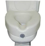 Raised Toilet Seat 5 Inch w/o Arms Sunmark 1328764- 1 Each