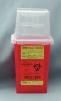 BD Sharps Collector 1.5 Qt Multi-Use Stackable BD 305487- 1 Each