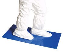 PolyTack Entrance Mats SKU K101B- 18 x 36 Inch Blue- 120 Sheets/Case