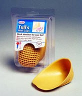 Tulis Heel Cups- Large Over 175 Lbs- Pedifix FOTP84L- 1 Pair