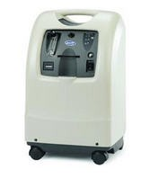 Perfecto 2 Oxygen Concentrator 5-Liter Invacare IRC5P- 1 Each