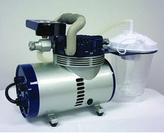 Suction Pump 40 LPM Heavy Duty Invacare Model ISG7000- 1 Each
