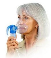 Mask Aerosol Adult for LC Nebulizers Pari Adult 044F7251- 1 Each