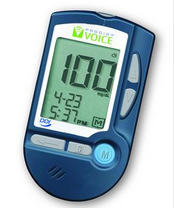 Prodigy Voice Blood Glucose Monitoring System 051900 1 Each