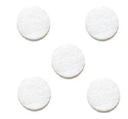 Filters for CompAir Elite NEC30 Nebulizer Omron C30FL- Pack of 5