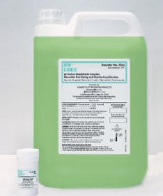 Cidex 14 Day Disinfecting Solution Activated 4.7 Liter J&J 2266- 1 Ea