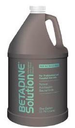 Prep Solution Betadine 1 Gallon Jug 10% PVI Iodine 6761815001- 1 Each