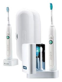 Philips Sonicare Toothbrush- Model Healthy White- with UV Sanitizer