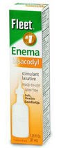 Enema Bisacodyl 10mg Strength 1.25 Oz Fleet 1613181- 1 Each