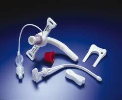 Bivona TTS Trach Tube Adult Size 8.0 Cuffed Smiths Med 670180- 1 Each