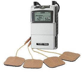 Premium Tens Unit 5 Modes Dual Channel- Medquip TN7000- 1 Each