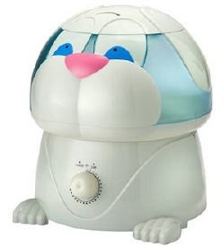 PePe the Puppy- Cool Mist Humidifier from Medquip- MQ2100- 1 Each