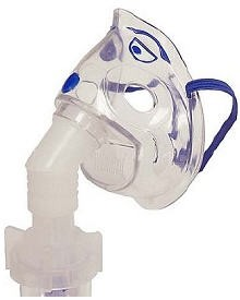 Pediatric Spike Nebulizer Mask Kit Medquip MQ0044- 1 Each
