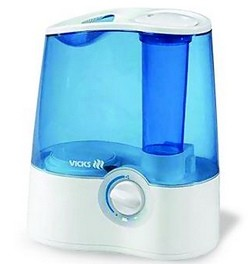 Vicks Humidifier 1.2 Gallon Ultrasonic Kaz V5100NS- 1 Each