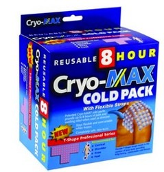 CryoMax Large 8 Hour Cold Pack 12 x 12 Inch Reusable MTT0001- 1 Each