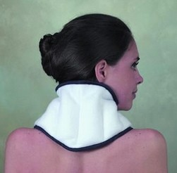 Therabeads Moist Heat Neck Wrap 6.5 x 22 Inch Briggs 61645050000- 1 Ea
