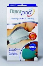 Therapod 2-In-1 Moist Heat/Cold Therapy Pack HEI400771- 1 Each