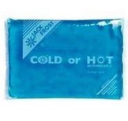 Case of Jack Frost Hot and Cold Gel Packs 6x9 Cardinal 80104- Case/24