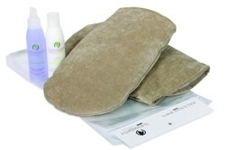 ComforKit Hand Kit Therabath Mitts Liners Spray & Cream WRM2400- 1 Ea