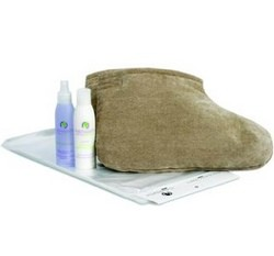 Therabath ComforKit Foot Kit Boots Liners Spray & Cream WRM2401- 1 Ea