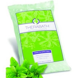 Therabath Paraffin Bath Wax Refill Wintergreen 1 Lb WR0100- 6 Pack