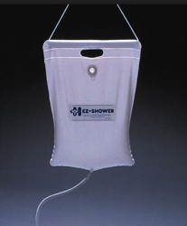 EZ Shower 2.5 Gallon Water Supply Bag EZ Access B1006- 1 Each
