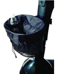 Scooter Basket Liner Black EZ Accessories EZ0126BK- 1 Each