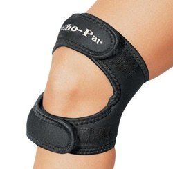Cho-Pat Dual Action Knee Strap Extra Small 10- 12 Inch CP01XS- 1 Each