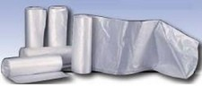 Trash Liners Clear Roll 33 Gal High Density Colonial HCR40HC- Case/500