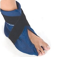 ElastoGel Hot or Cold Foot and Ankle Wrap SouthWest FA6080- 1 Each