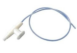 Catheter Suction 14Fr 20 Inch AirLife TriFlo CareFusion T60C- 1 Each