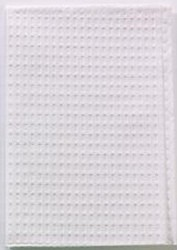 Tissue Towels 13 x 18 Inch White 2-Ply Poly Back Tidi 917461- Case/500