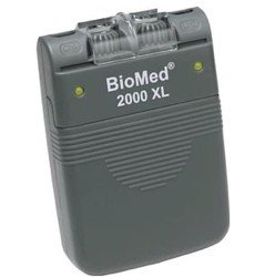 BioMed 2000XL Tens Unit Kit Analog Tens Device BioMedical KBXL- 1 Each
