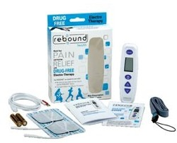 Tens Unit Non Prescription Rebound Health Complete Kit KBTR6- 1 Each