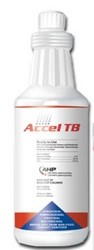 Accel TB 32 Oz  Ready to Use Disinfecant Liquid ACCDISTTB32- Case/12