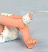 Posey Probe Wrap Model 6554 for Infants- 1 Each