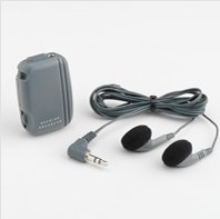 Hearing Enhancer Posey 8274 with Soft Earbuds- 1 Each
