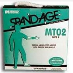 MT Spandage Size 2 LF Tubular Retainer Net 25 Yards MT02- 1 Each