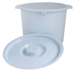 Commode Pail with Lid for Invacare Commodes INV6317- 1 Each