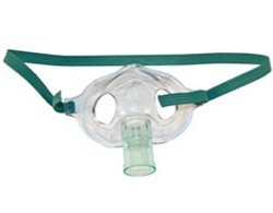 Mask Aerosol No Tubing Pedi Nasal Oral with Strap 001261- 1 Each