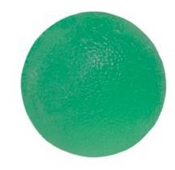 Ball Cando Hand Exercise Green Medium Fabrication 101493- 1 Each