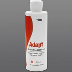 Deodorant Ostomy Adapt 8 oz Lubricating Hollister 78500- 1 Each