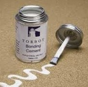 Liquid Cement Torbot Ostomy Adhesive 4oz Can with Brush TT410- 1 Each