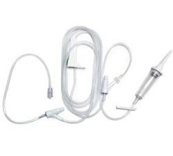 Curlin Infusion Pump Set 4-3/5mL Volume 98 inch Zevex 3404133- Case/20