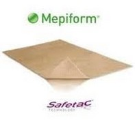 Mepiform 2x3 Silicone Gel Drsg for Scars Molnlycke 293299- Box/5