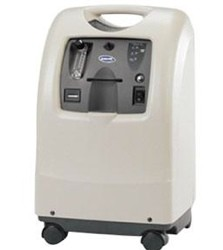 Perfecto2 Oxygen Concentrator with Sensor Invacare IRC5PO2V- 1 Each