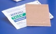 Adhesive Dressing Telfa Ouchless Cotton 2x3 Inch Kendall 6017- 1 Each